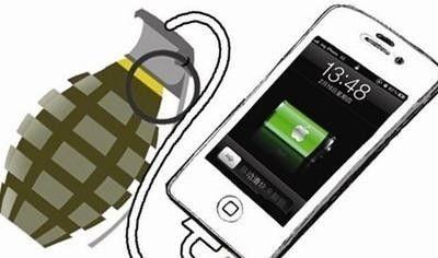 上海:iphone 6充电中起火 苹果承诺换机_手机_手机
