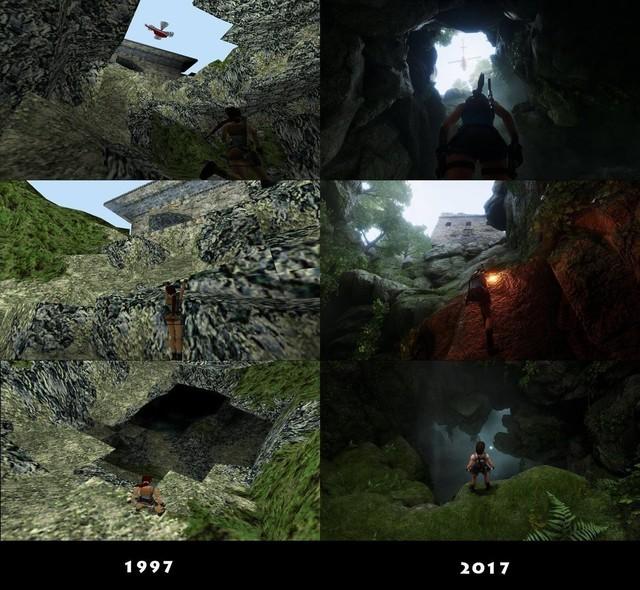 古墓丽影2 虚幻4重制版试玩DEMO发布