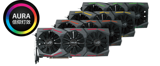 华硕ROG STRIX GeForce GTX1070售3999元