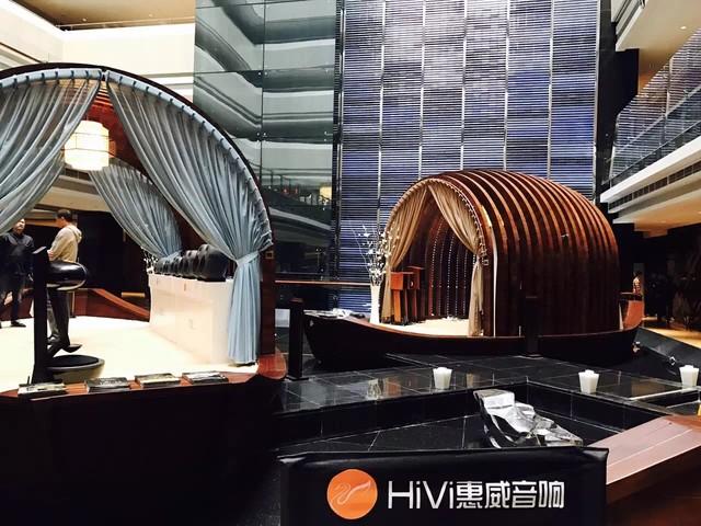 HiVi惠威舰队南下成都-直击成都国际音响展