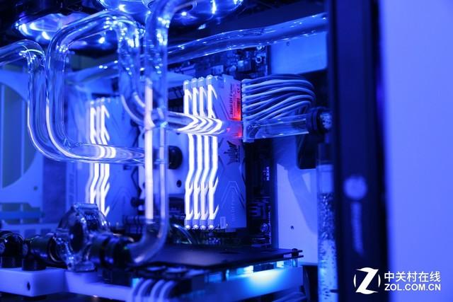 严选优质颗粒 影驰HOF DDR4-3000 8Gx2促