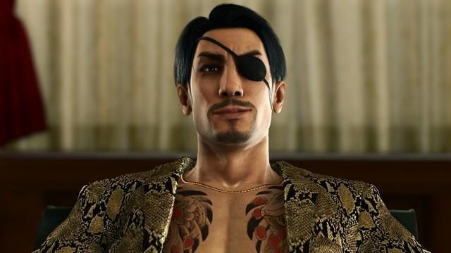 PS4《如龙 极2》公布角色名单:漂亮小姐姐归来
