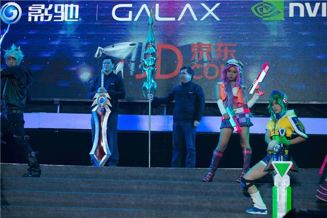 玩家主场 影驰&NVIDIA嘉年华完美回顾