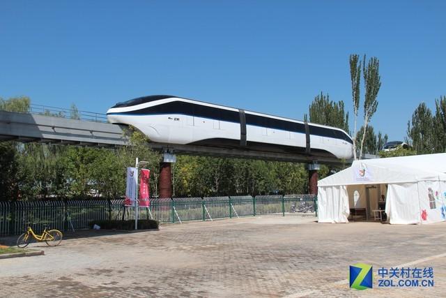 比亚迪云轨银川通车 意向城市超过60个