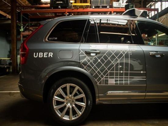 Uber第二代无人驾驶汽车开始上路测试