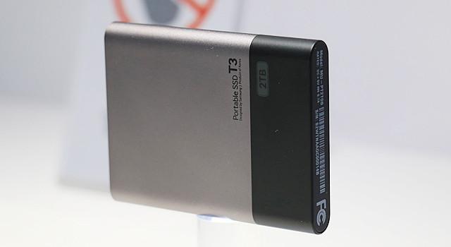 三星T3移动SSD固态爱硬盘