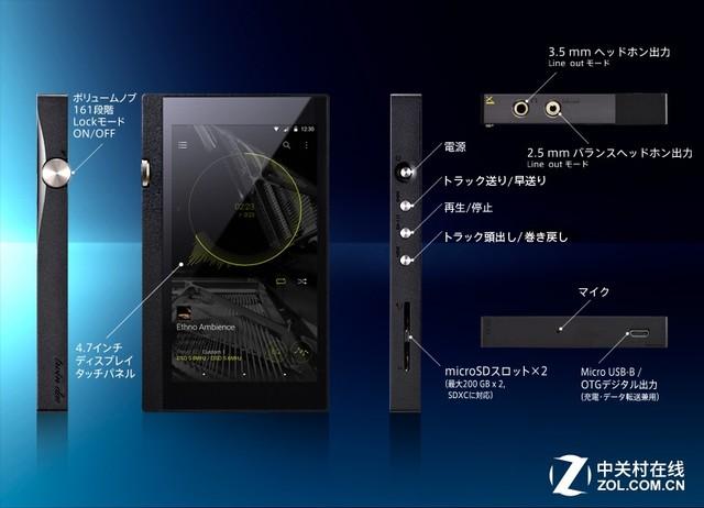 小幅升级 安桥公布DP-X1继任者DP-X1A