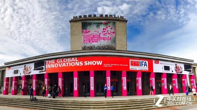 同志仍需努力!德国IFA展会上的中国电视