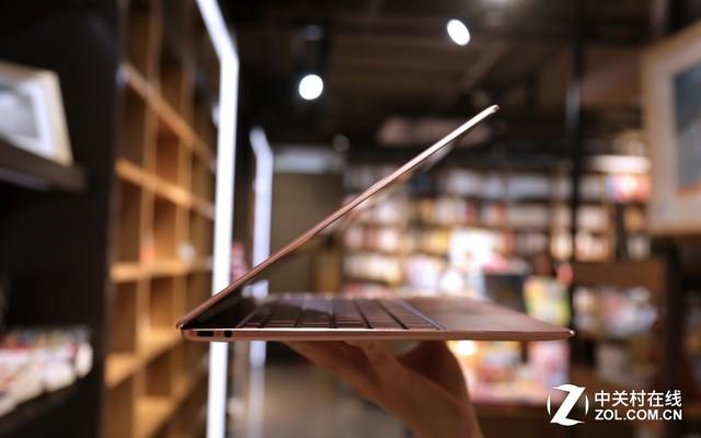 时尚新商务本 华为MateBook能逆势而上吗
