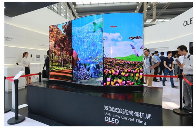 显示行业突破口 OLED是现阶段最佳显示技术