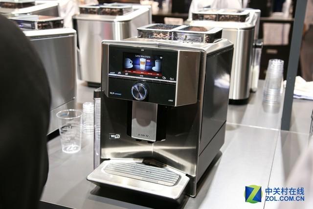 小资情调走起 IFA 2017西门子咖啡机新品直击
