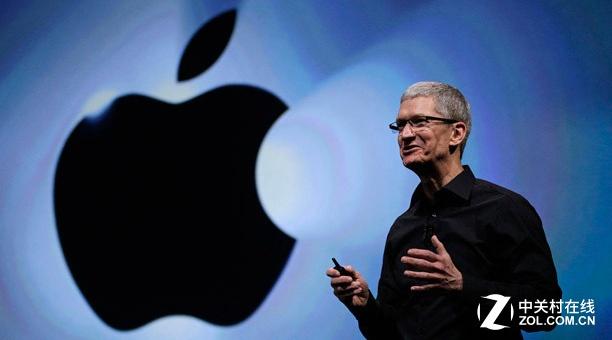 业绩不达标 库克领衔苹果高管集体减薪