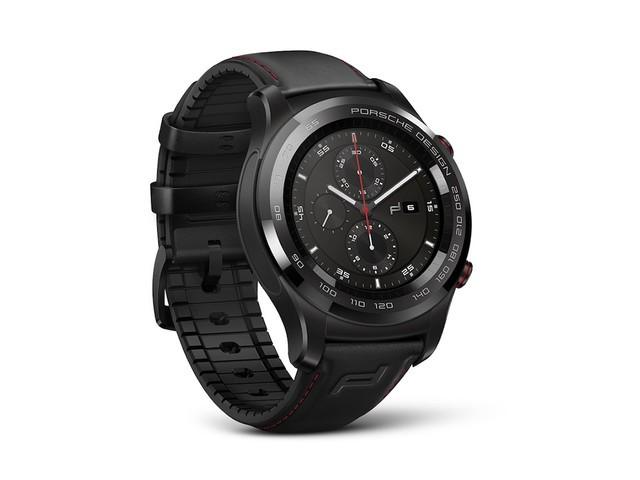 华为保时捷再次合作 推6991元智能手表