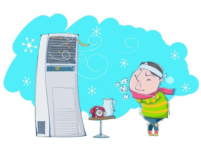 """一秒告别""""空调病""""!有了它纵享健康舒适"""