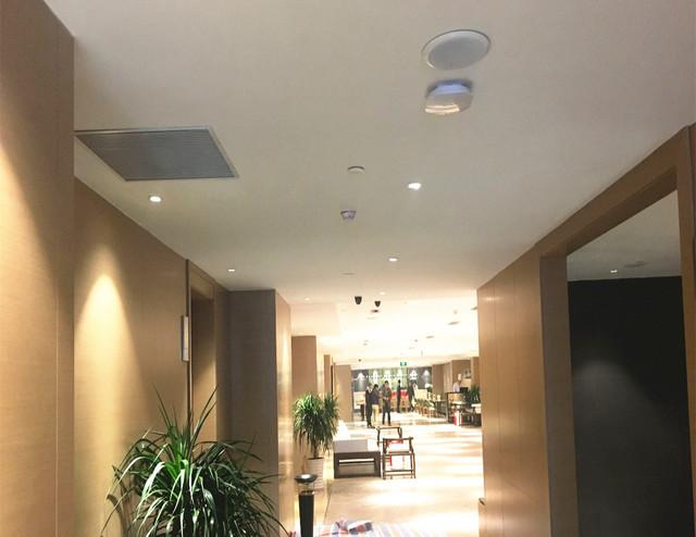 艾泰无线成功覆盖成都金堂华美达安可酒店