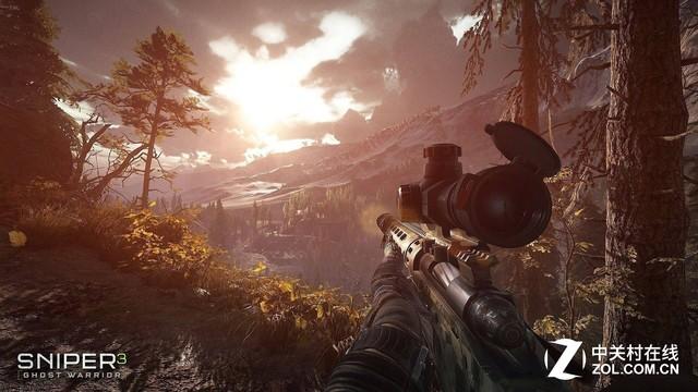一发入魂 《狙击手:幽灵战士3》AN横评