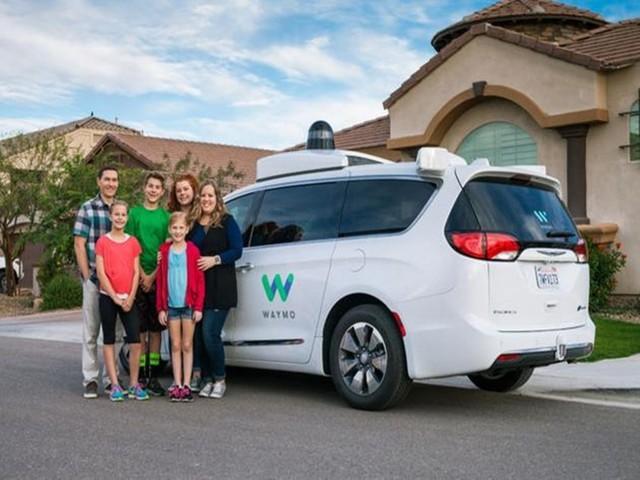 谷歌Waymo联合多家组织宣传无人驾驶安全性