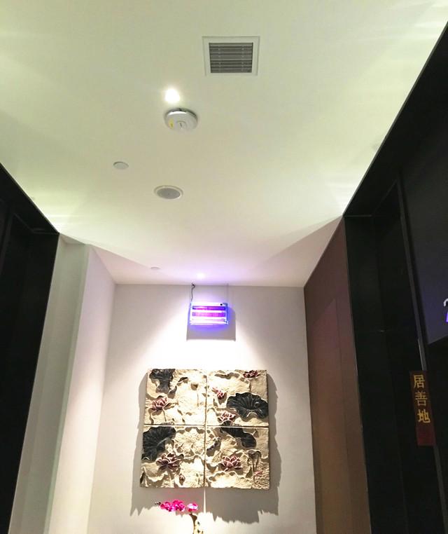 艾泰无线成功覆盖福州海中舟红璟海鲜生活料理馆