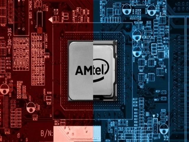 英特尔CPU竟用AMD核显?还是最新的Vega
