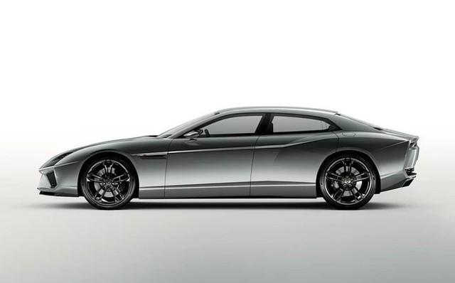 兰博基尼四门跑车有望2021年正式发布