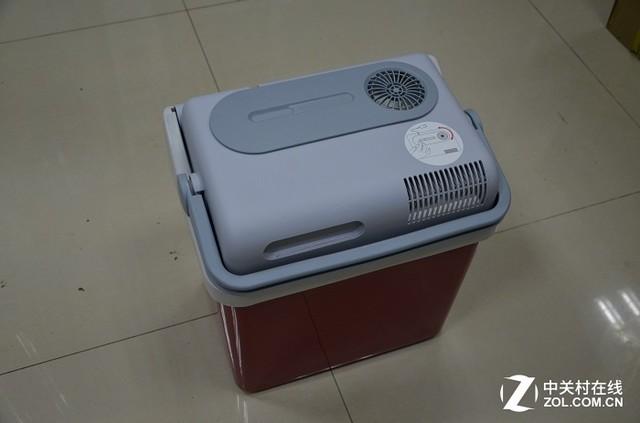 冷暖两用 美固P24车载冰箱促销仅售449