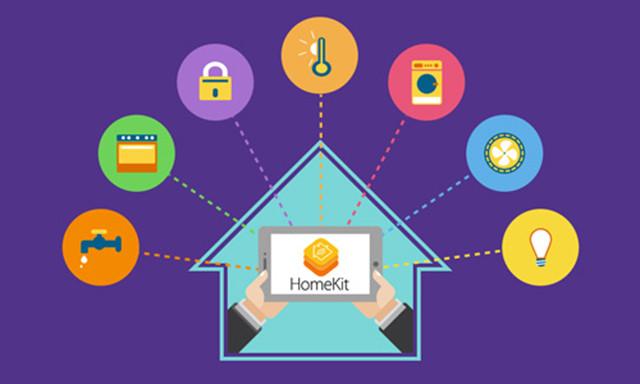 新增HomeKit应用 iOS 10布局智能家居