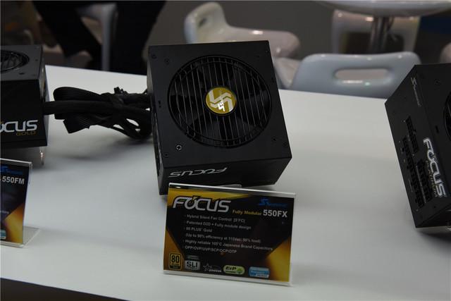 台北电脑展 海韵旗下电源产品齐亮相