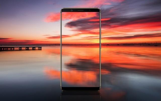 vivo X20全面屏手机黑金旗舰版引领全新设计
