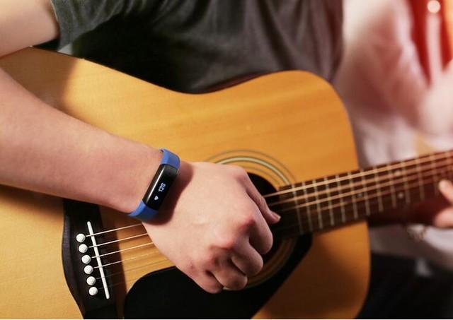 智能心率监测升级 乐心手环Mambo 2评测