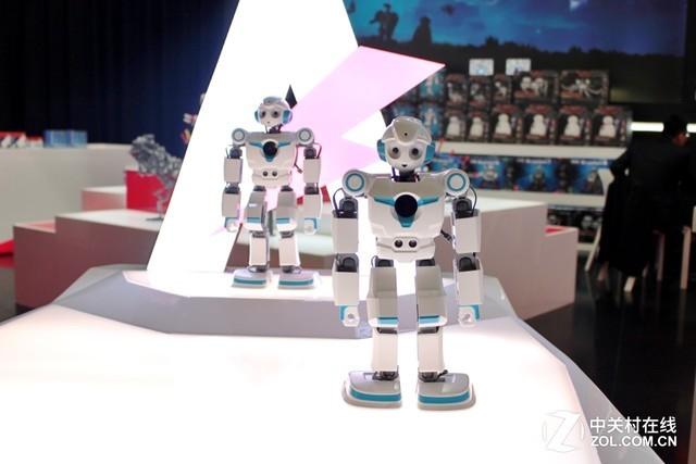 让每个孩子都能拥有教育机器人 能力风暴IFA专访