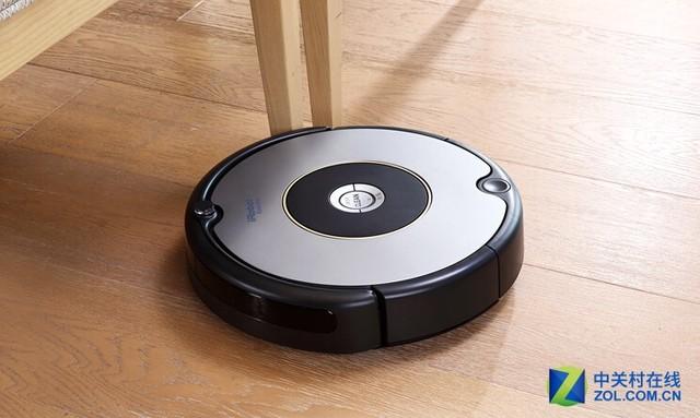 1999元抢先购 iRobot扫地机器人热销中