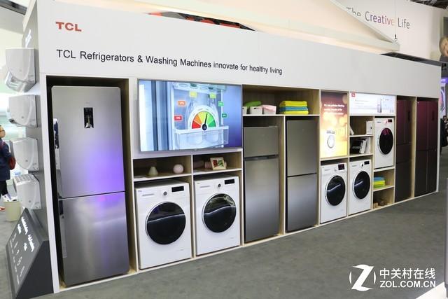 中国品牌喧宾夺主 IFA展上冰洗产品总览