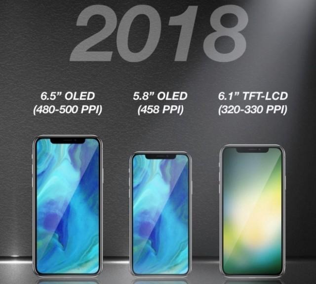 该来的还是会来 iPhone X Plus明年推出