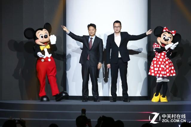 阿里巴巴与迪士尼合作 推出迪士尼视界