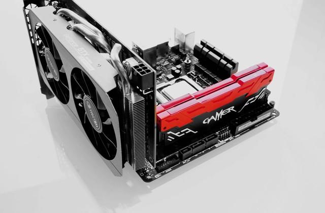 七彩炫酷内存 影驰GAMER DDR4 8GB促