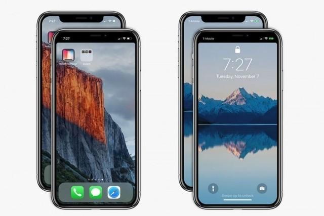 1美元修复iPhone X的刘海问题
