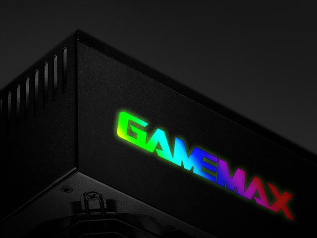 金牌+1比金牌更好 GAMEMAX碳金500W只换不修