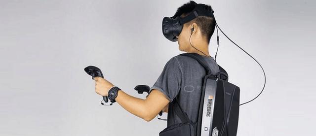 当VR遇上密室逃脱?机械革命告诉你有多爽!