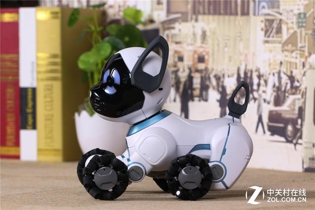 媲美宠物狗的新玩具 CHiP智能机器狗体验