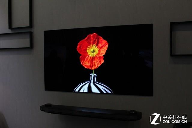 OLED决胜未来科技 LG展台探索视觉极限