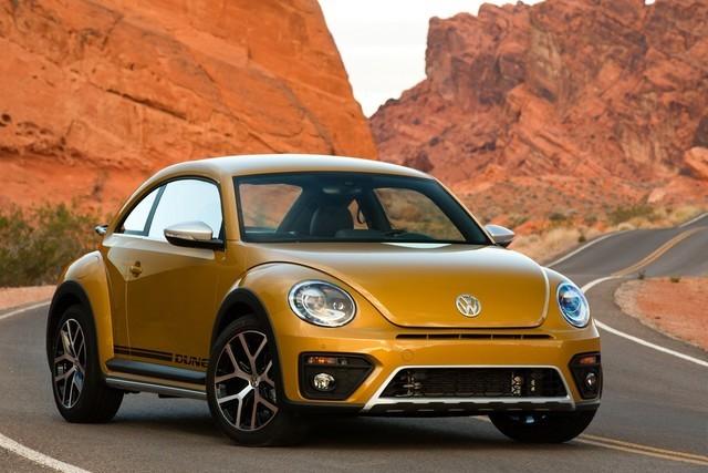 大众汽车将推出电动版Beetle金龟车