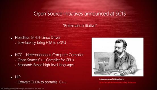 AMD GPUOpen革新:开源、异构计算、Linux