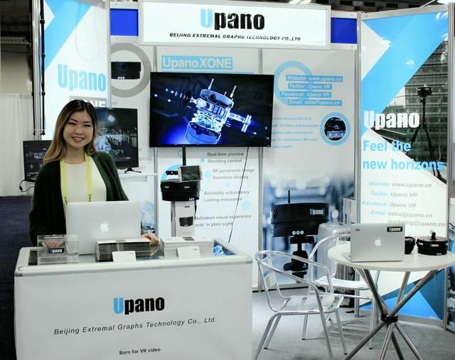 Upano发布极图云SaaS 推4K低带宽VR直播