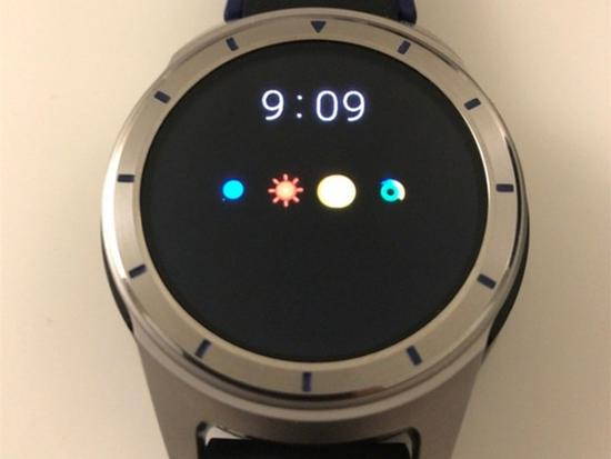 中兴智能手表 支持Android Wear 2.0