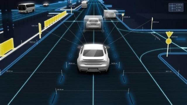 方向盘将消失 大众推微型无人驾驶汽车