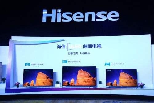 129亿日元 海信电器收购东芝电视