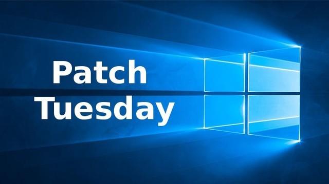 你的win10更新了吗?周二是微软打补丁的日子