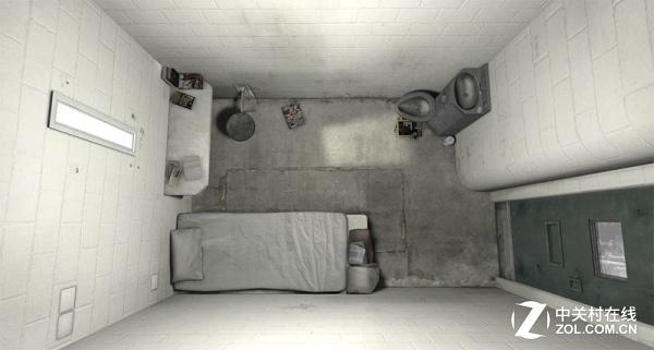 以VR呈现心理创伤 《6x9》带你体验监禁