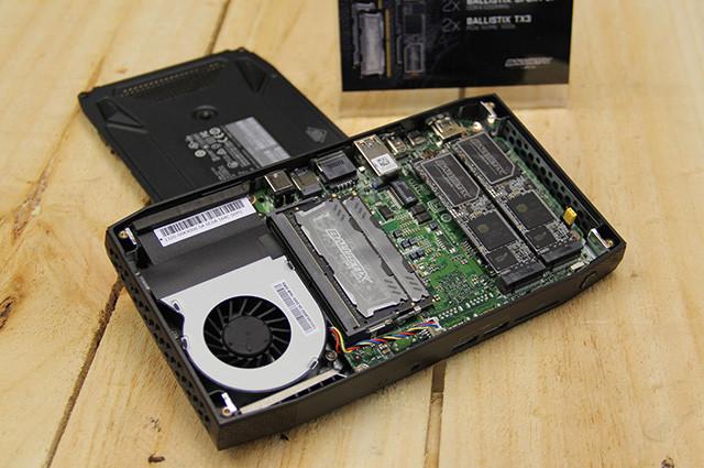 发烧玩家最爱 美光电脑展发布M.2 SSD
