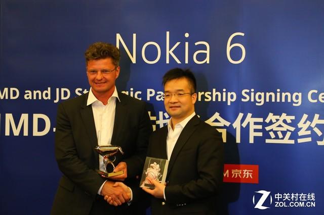 430卖1699 诺基亚智能手机回归瞄准中国